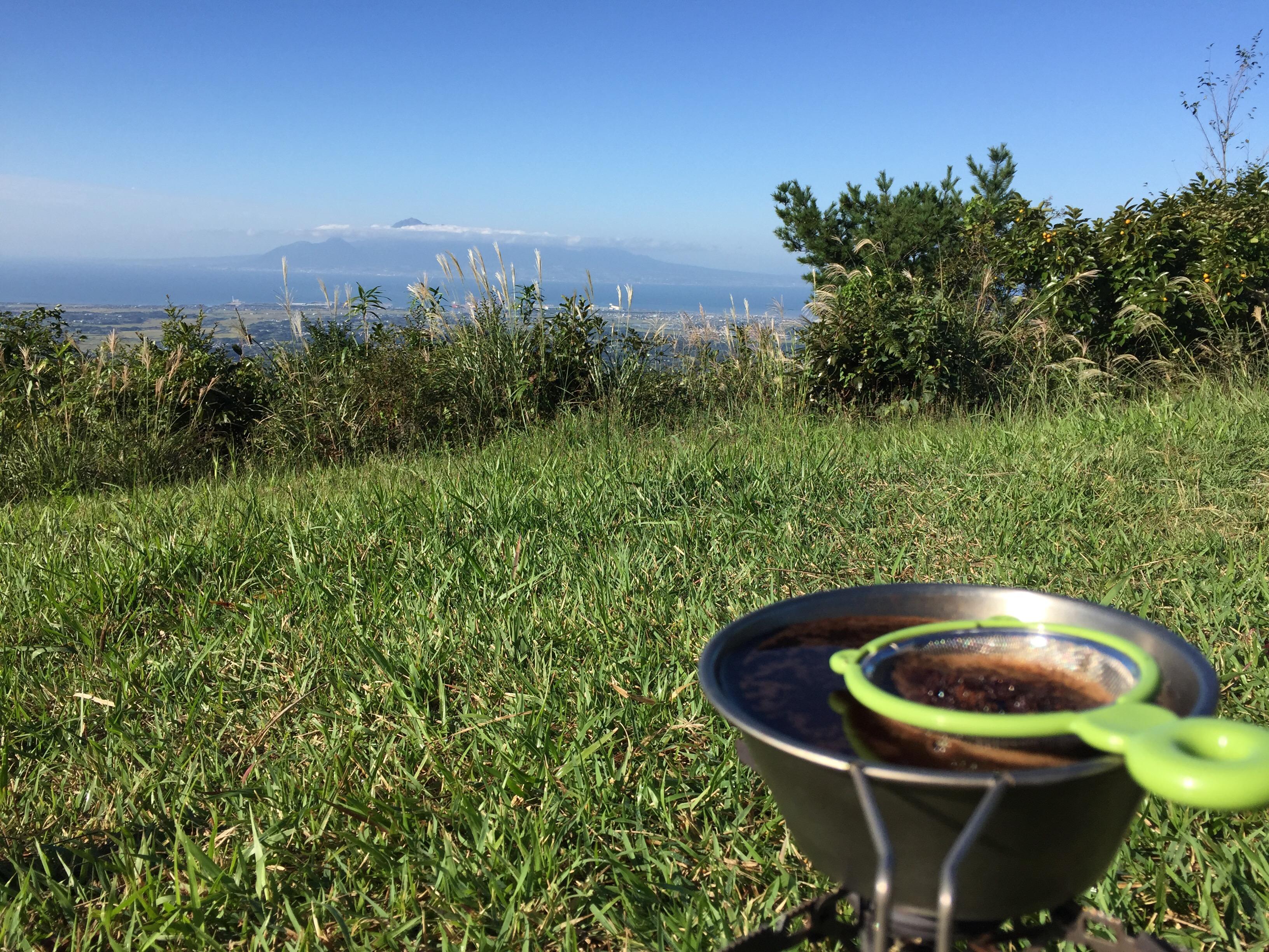 茶こし 山コーヒー