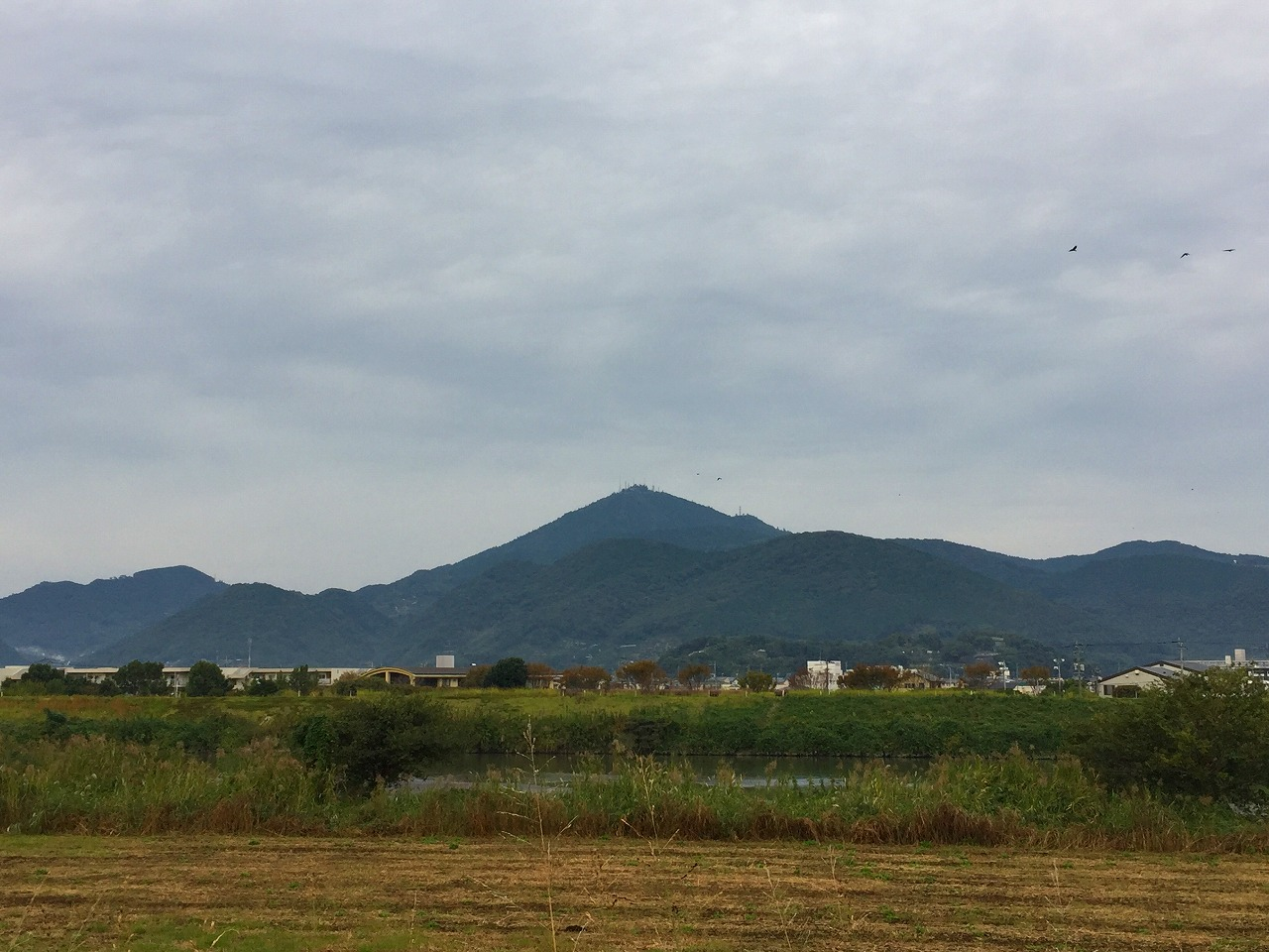 今朝の金峰山 2016.10.31