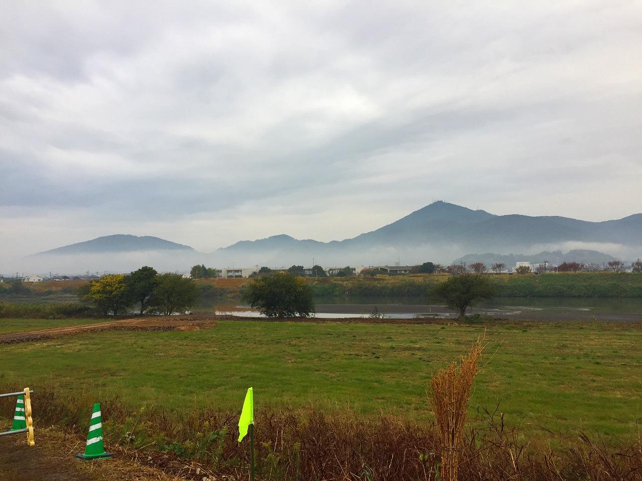 2016.11.14今朝の金峰山