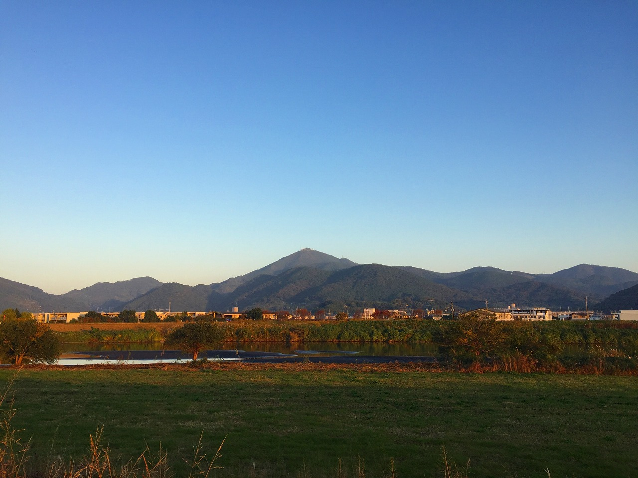 2016.11.16 今朝の金峰山