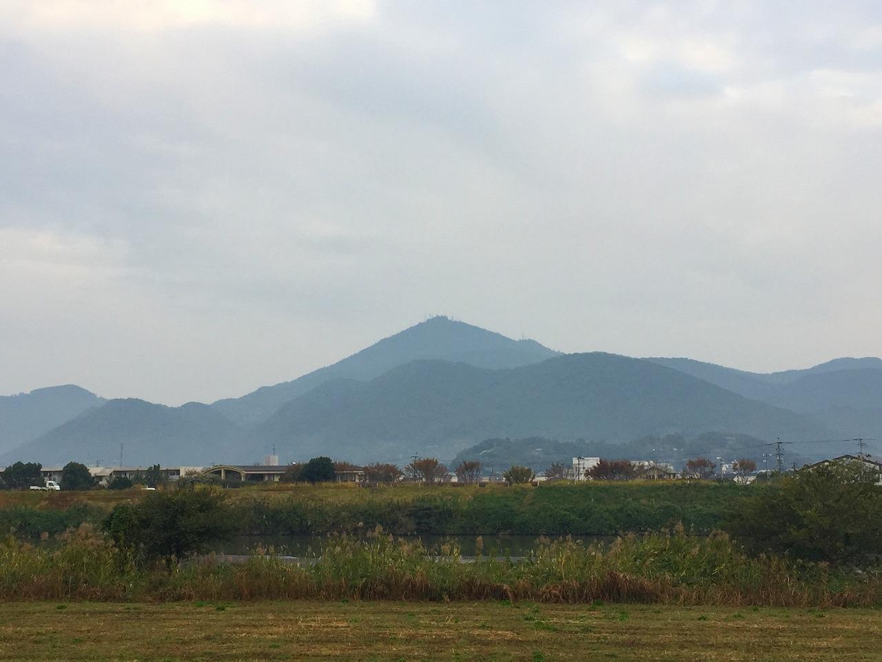 2016.11.8 今朝の金峰山