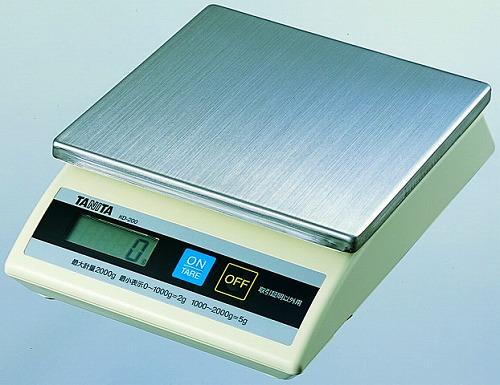 デジタルハカリ KD-200
