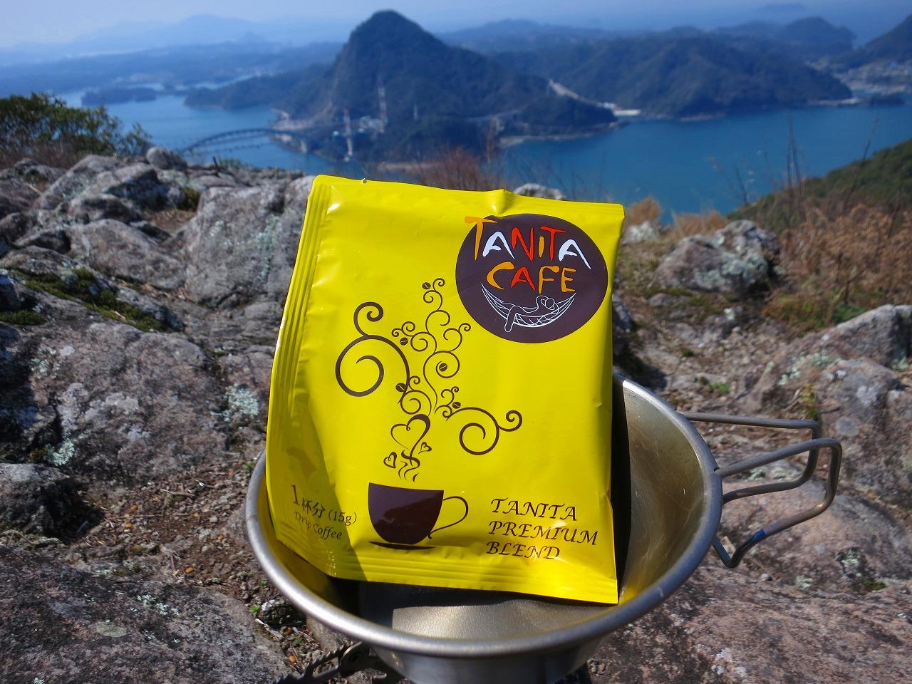 タニタ プレミアムブレンドコーヒー