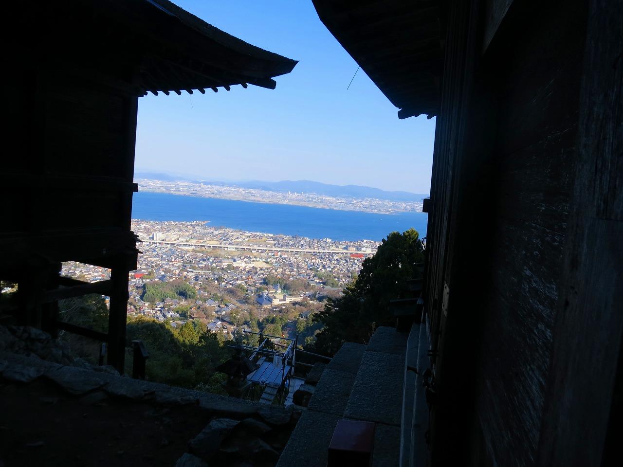 比叡山延暦寺 20kmくらい歩いてきたのだ。