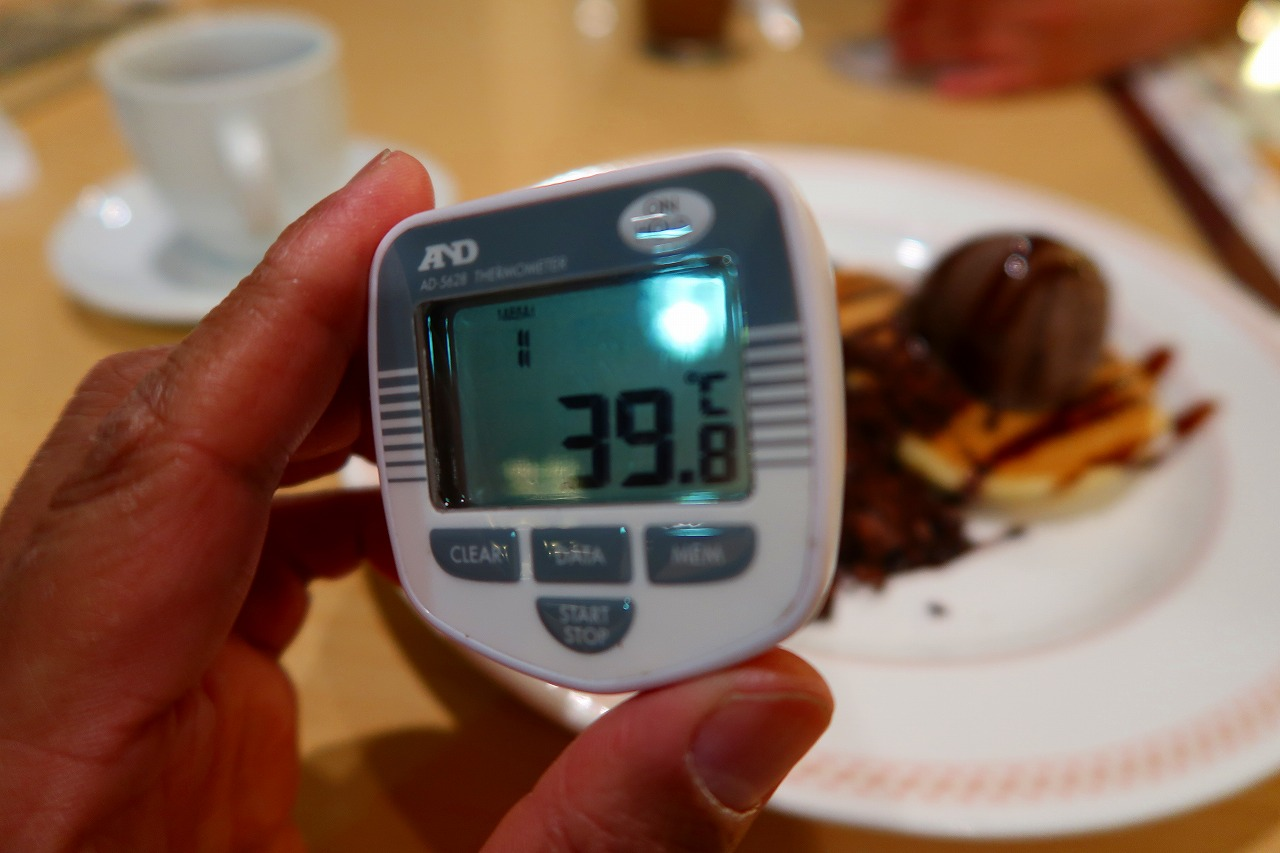 食品用温度計