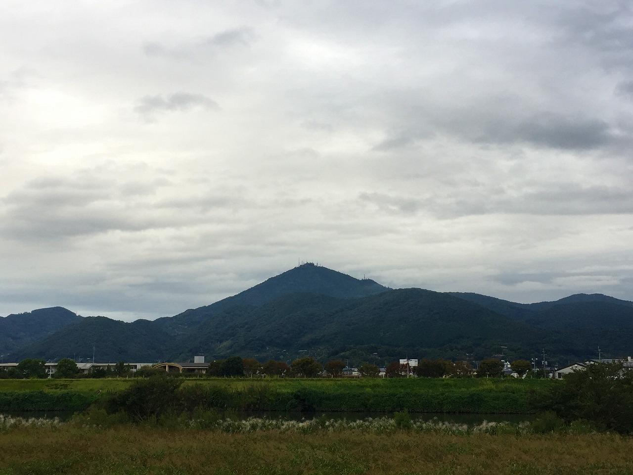 金峰山です。