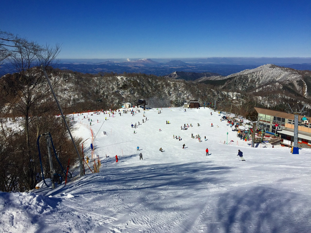 五ヶ瀬スキー場