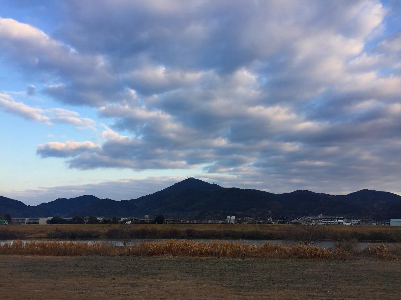 2018 2 14 今朝の金峰山