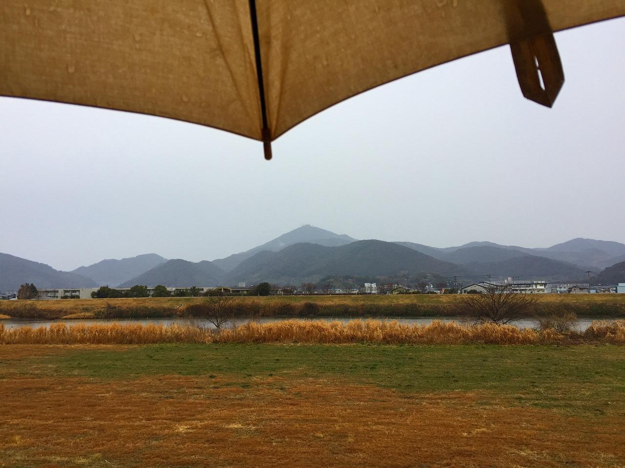 今朝の金峰山!