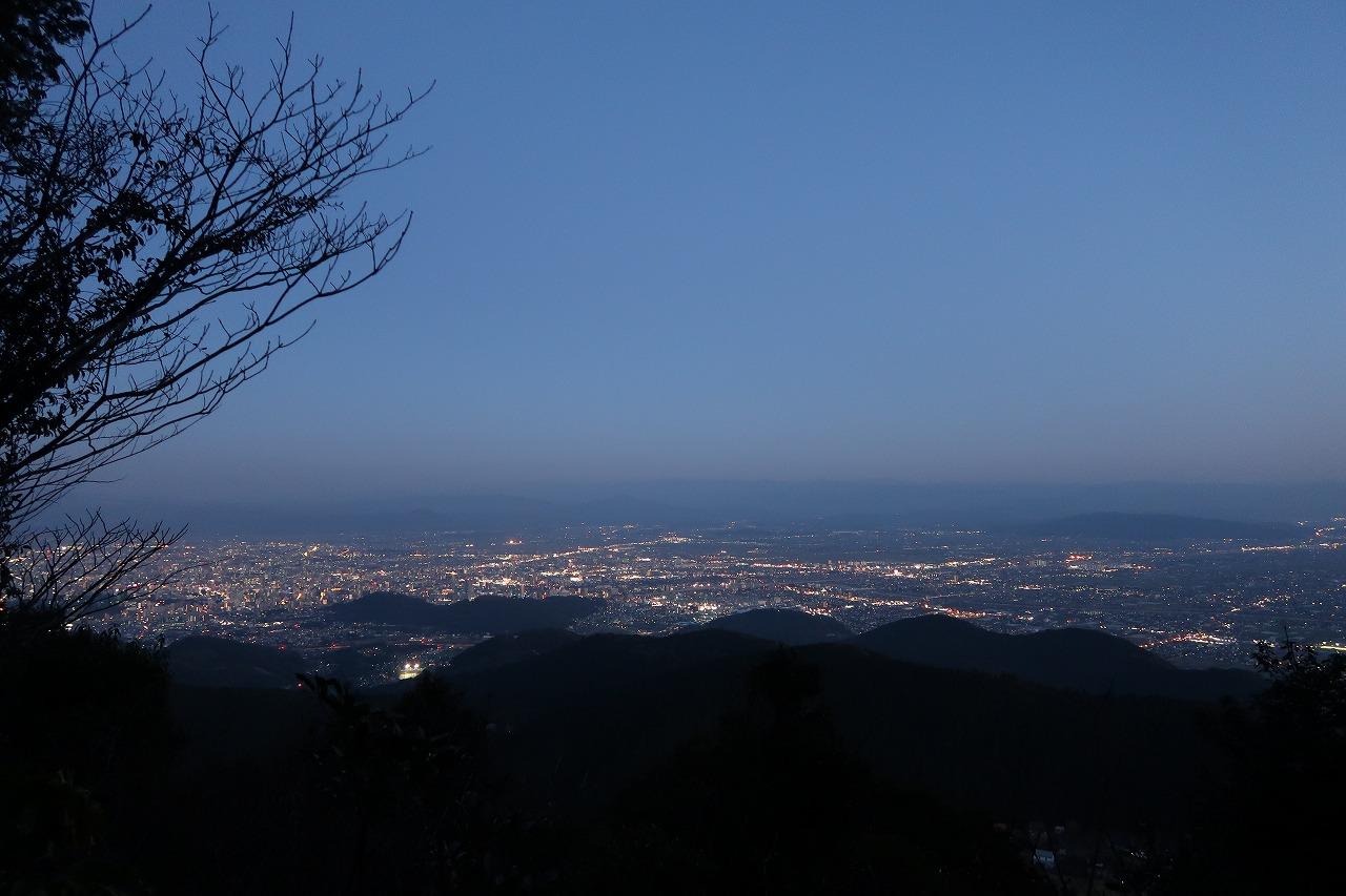 3/10熊本市内の夜景