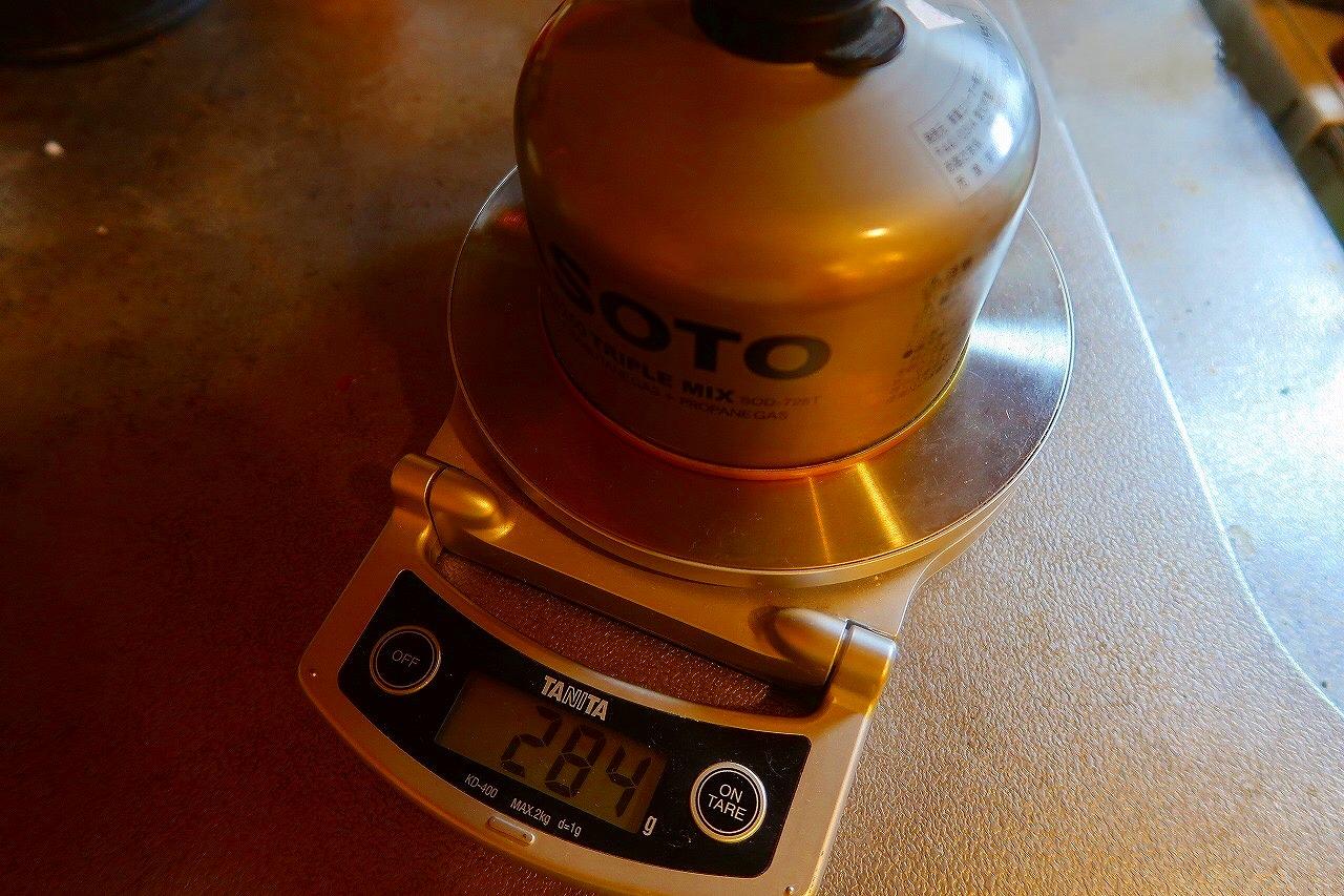 ラーメン作ってコーヒー沸かして、チョコとかして19g