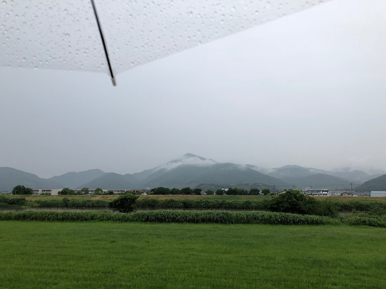 2018.5.31今朝の金峰山