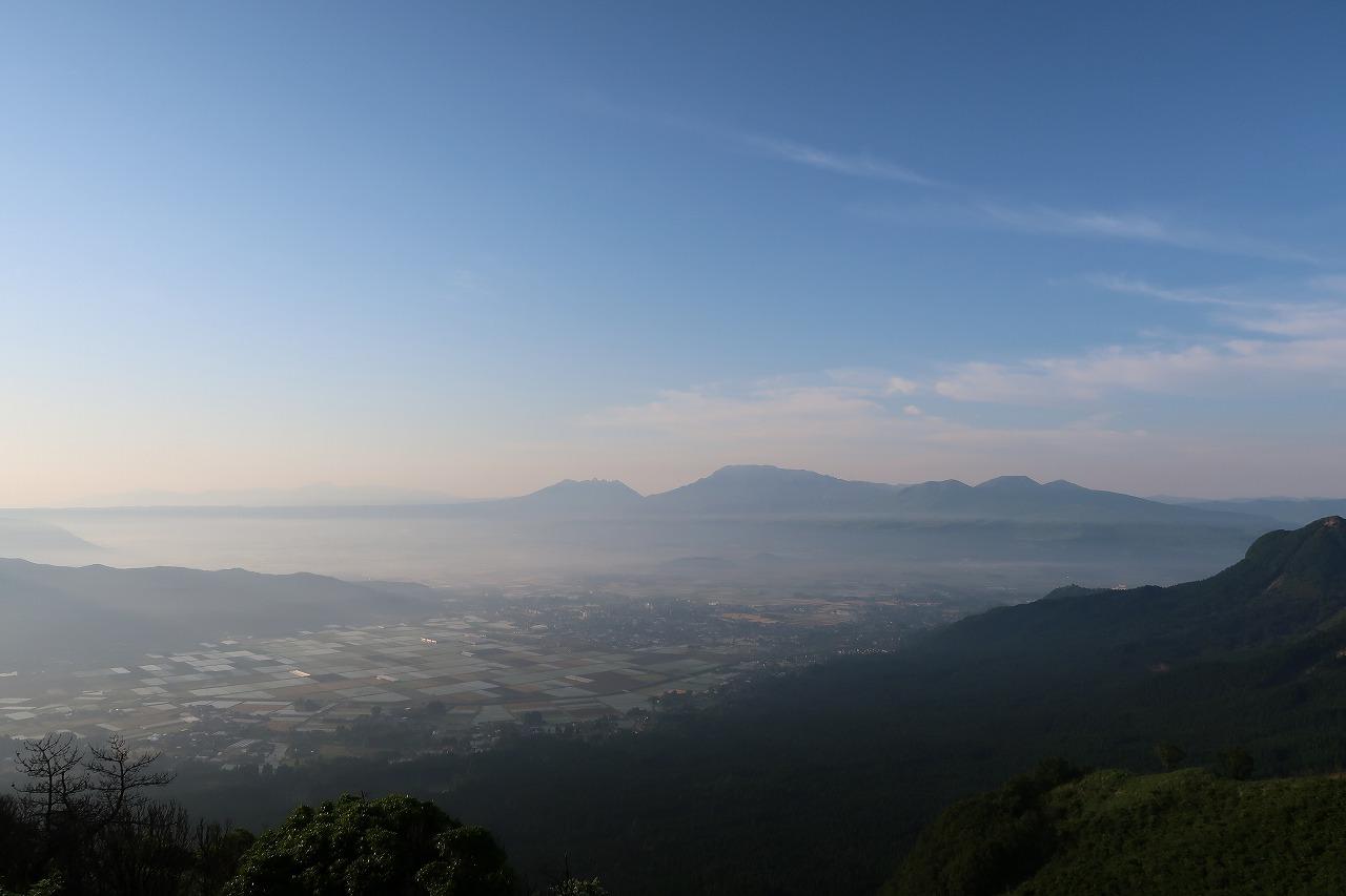 2018.6.3阿蘇大観峰より
