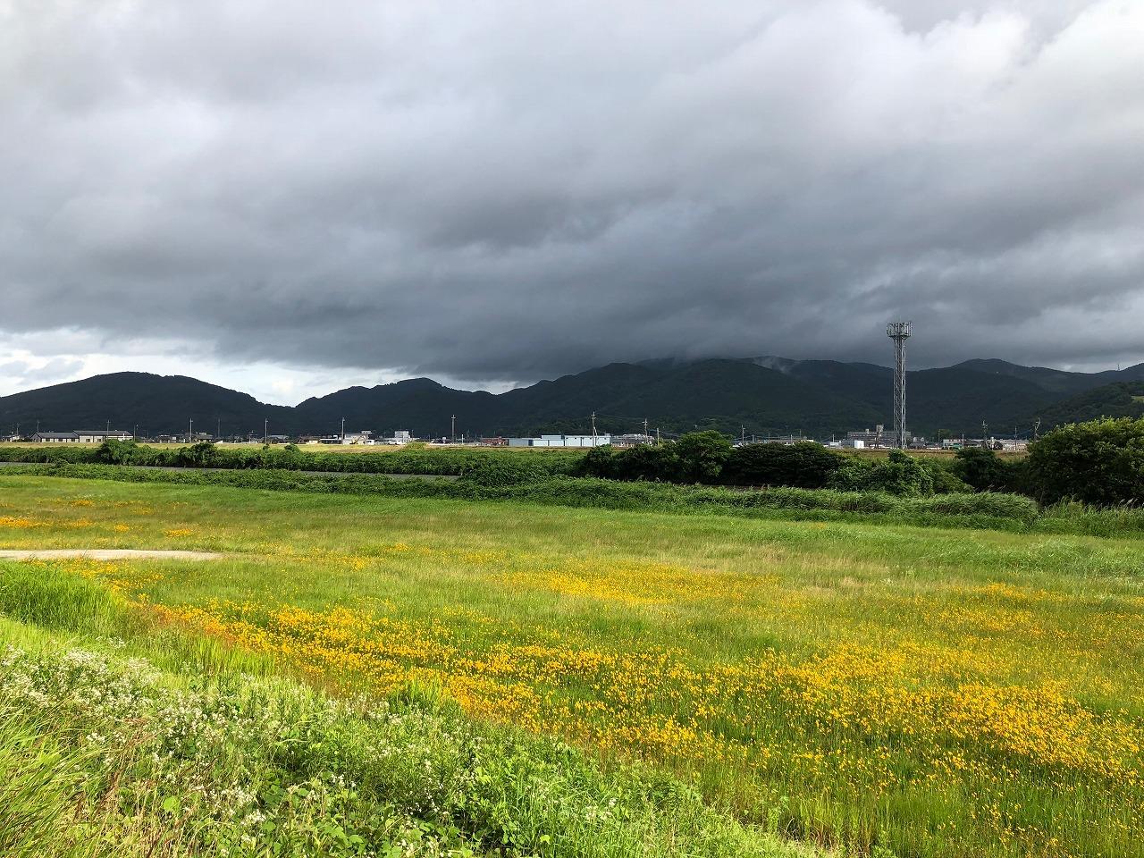 2018.6.28今朝の金峰山です。