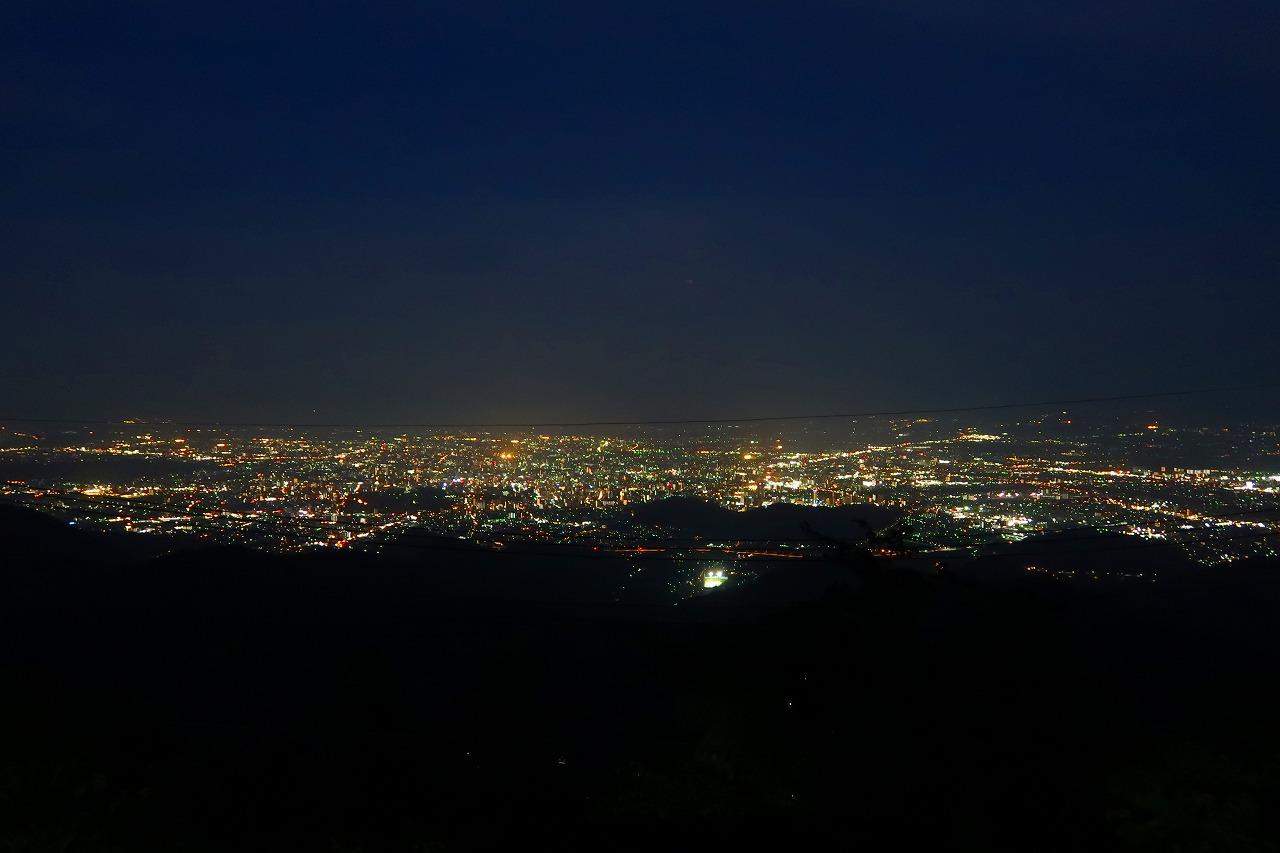 熊本市内の夜景