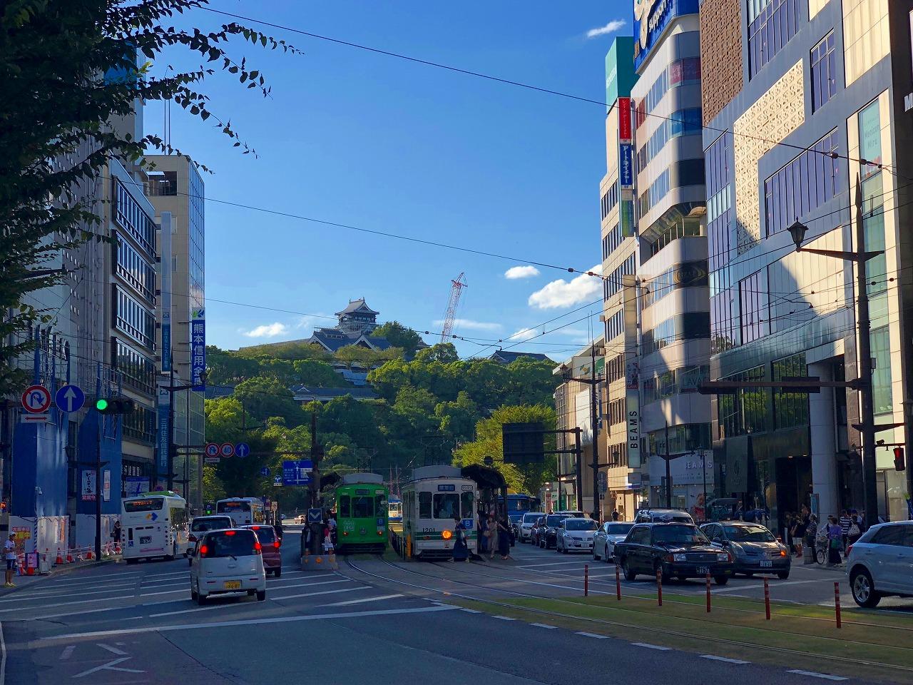 熊本城です。
