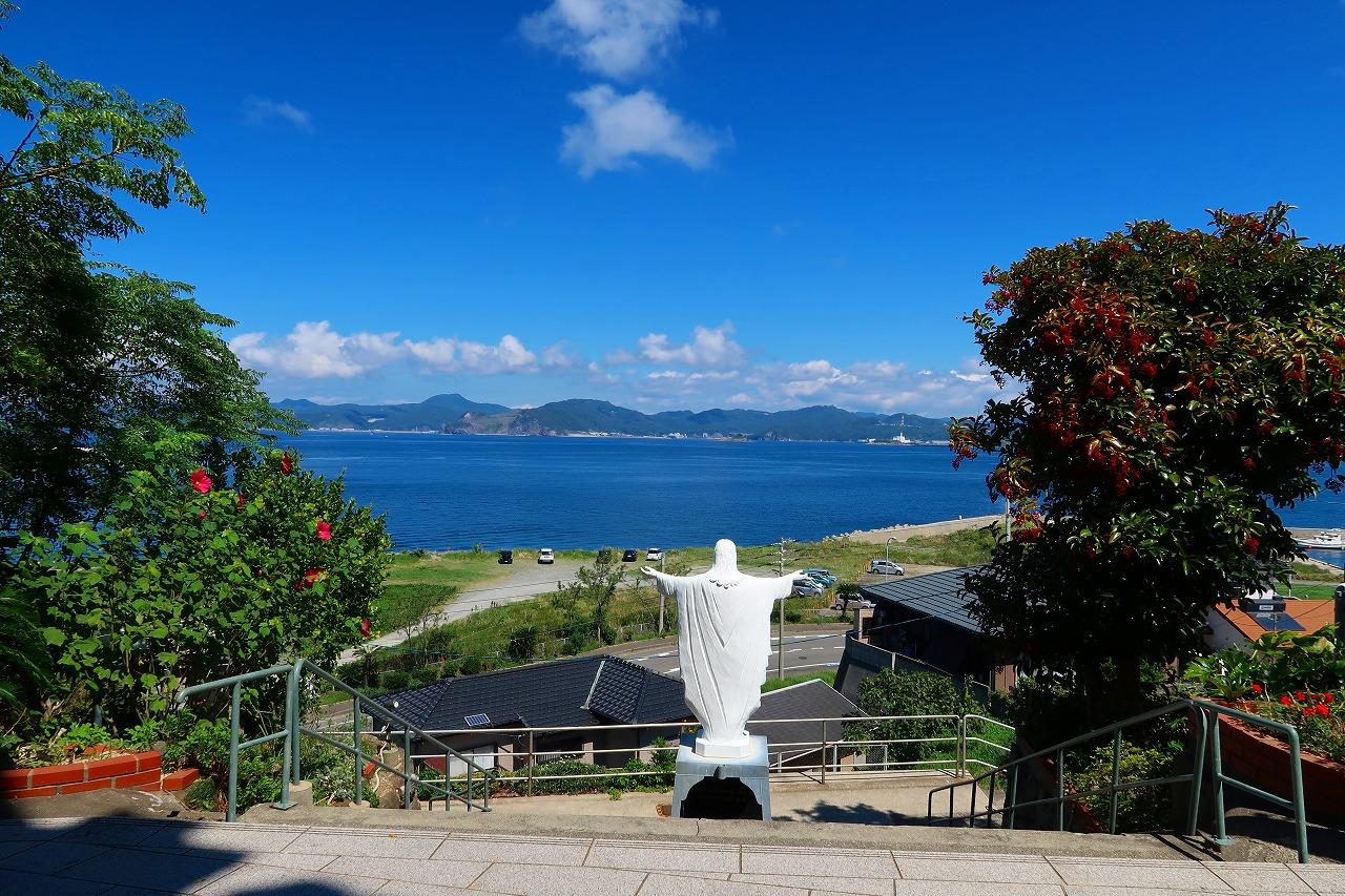 伊王島の教会