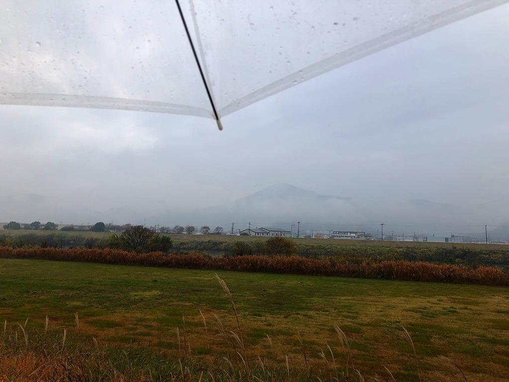 2018.12.3今朝の金峰山です。