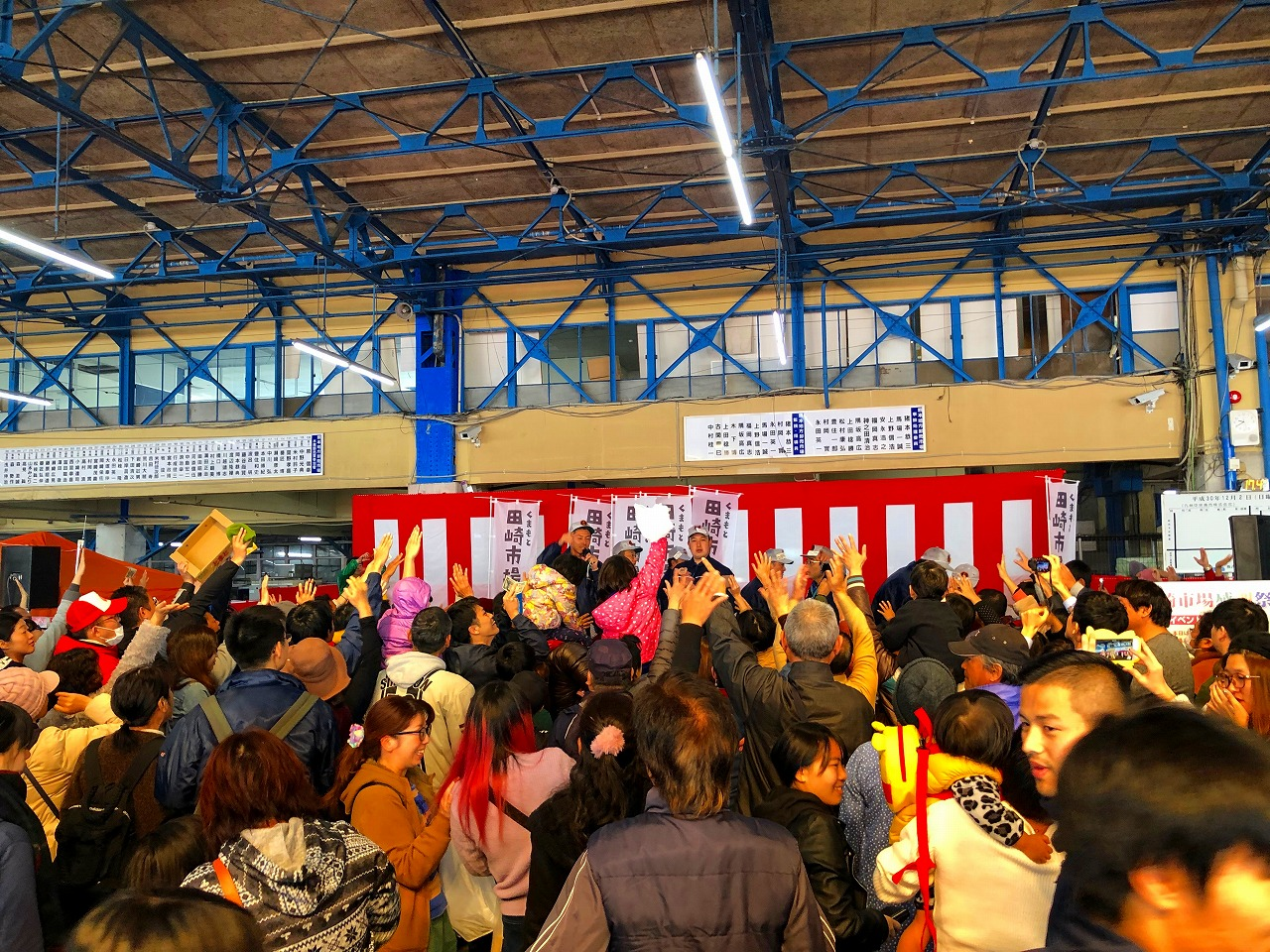 田崎市場祭り2018