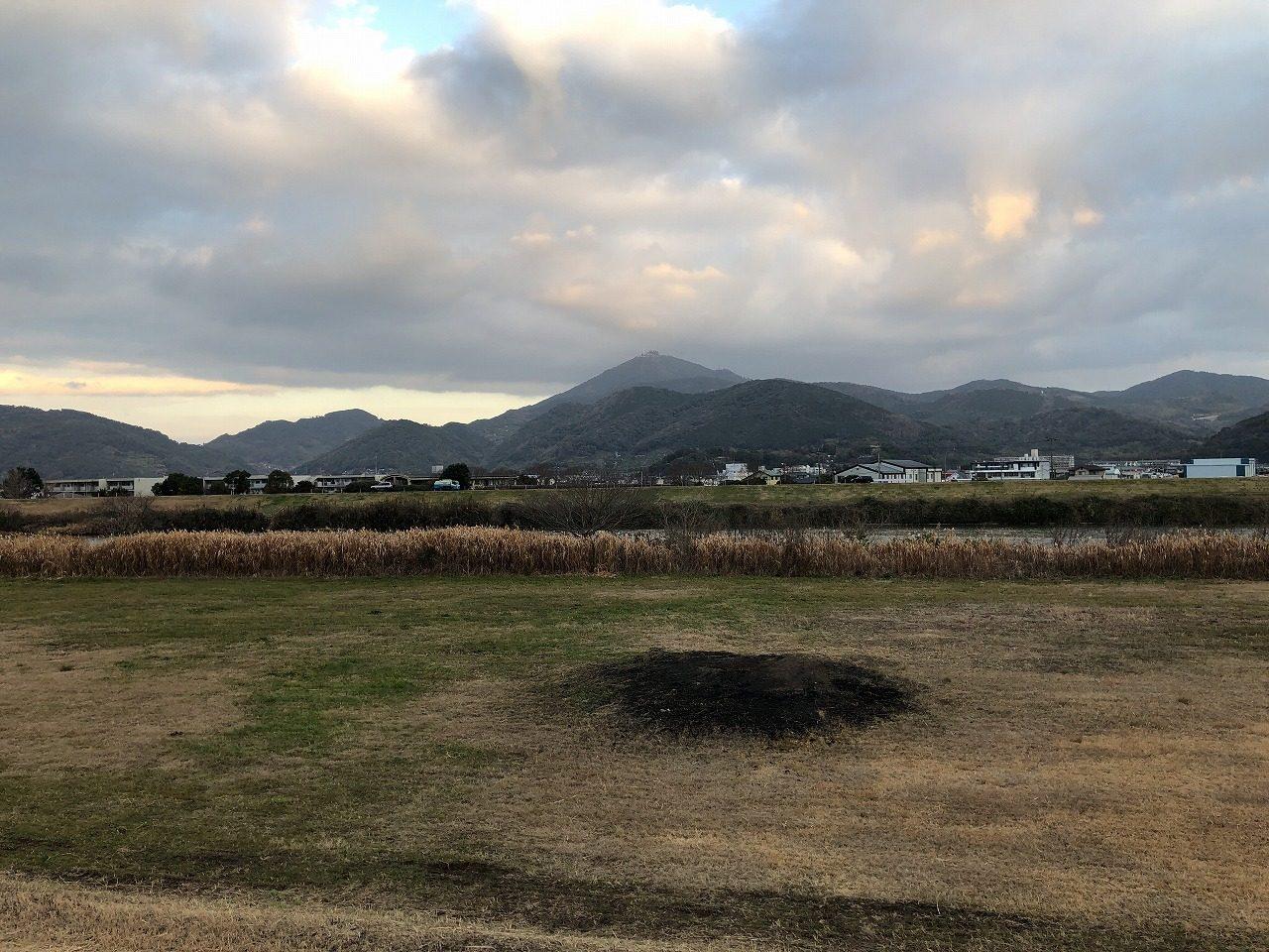 2019.1.16今朝の金峰山です!