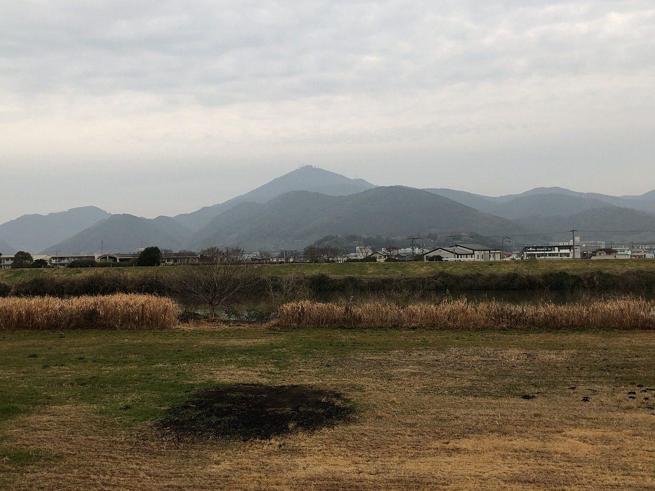 2019.2.8今朝の金峰山です!