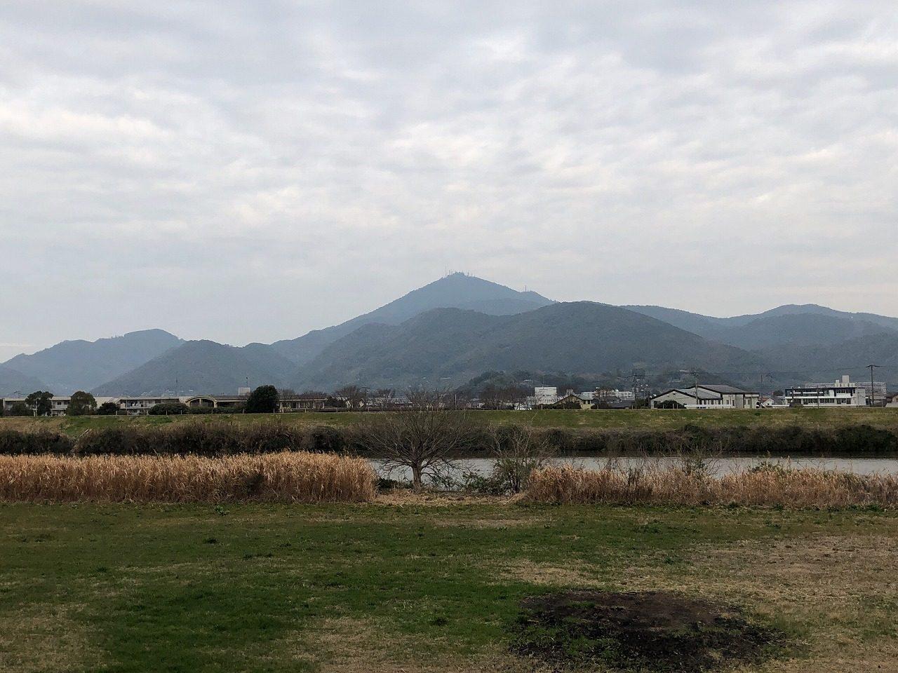 2019.2.21今朝の金峰山です