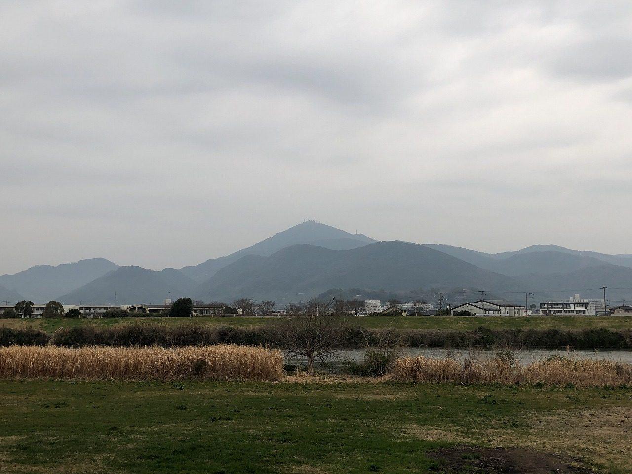 2019.2.27今朝の金峰山です