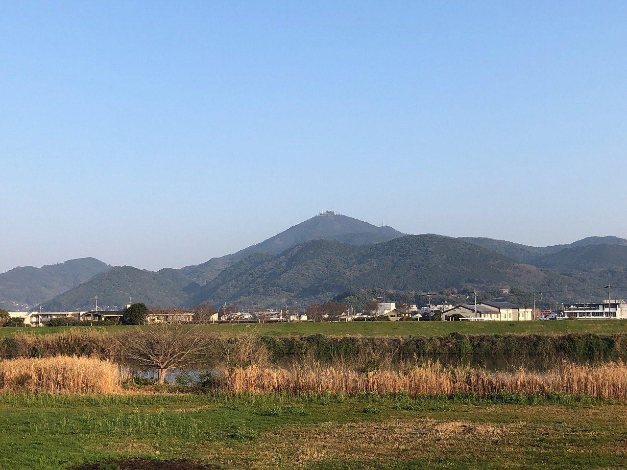 2019.3.8今朝の金峰山