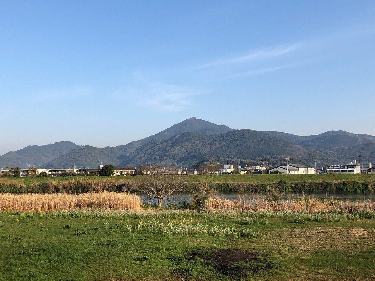 2019.3.20 今朝の金峰山です。