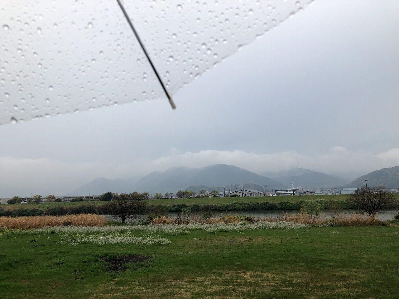 2019.3.28今朝の金峰山です。