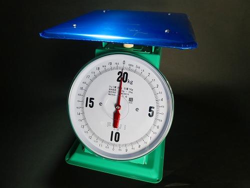 富士計器製造 上皿自動はかり E型20kg