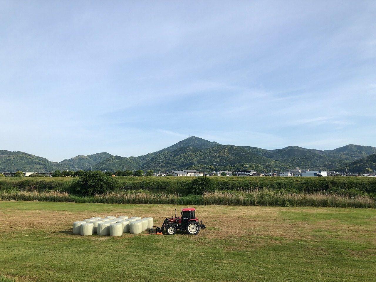219.5.8今朝の金峰山です。