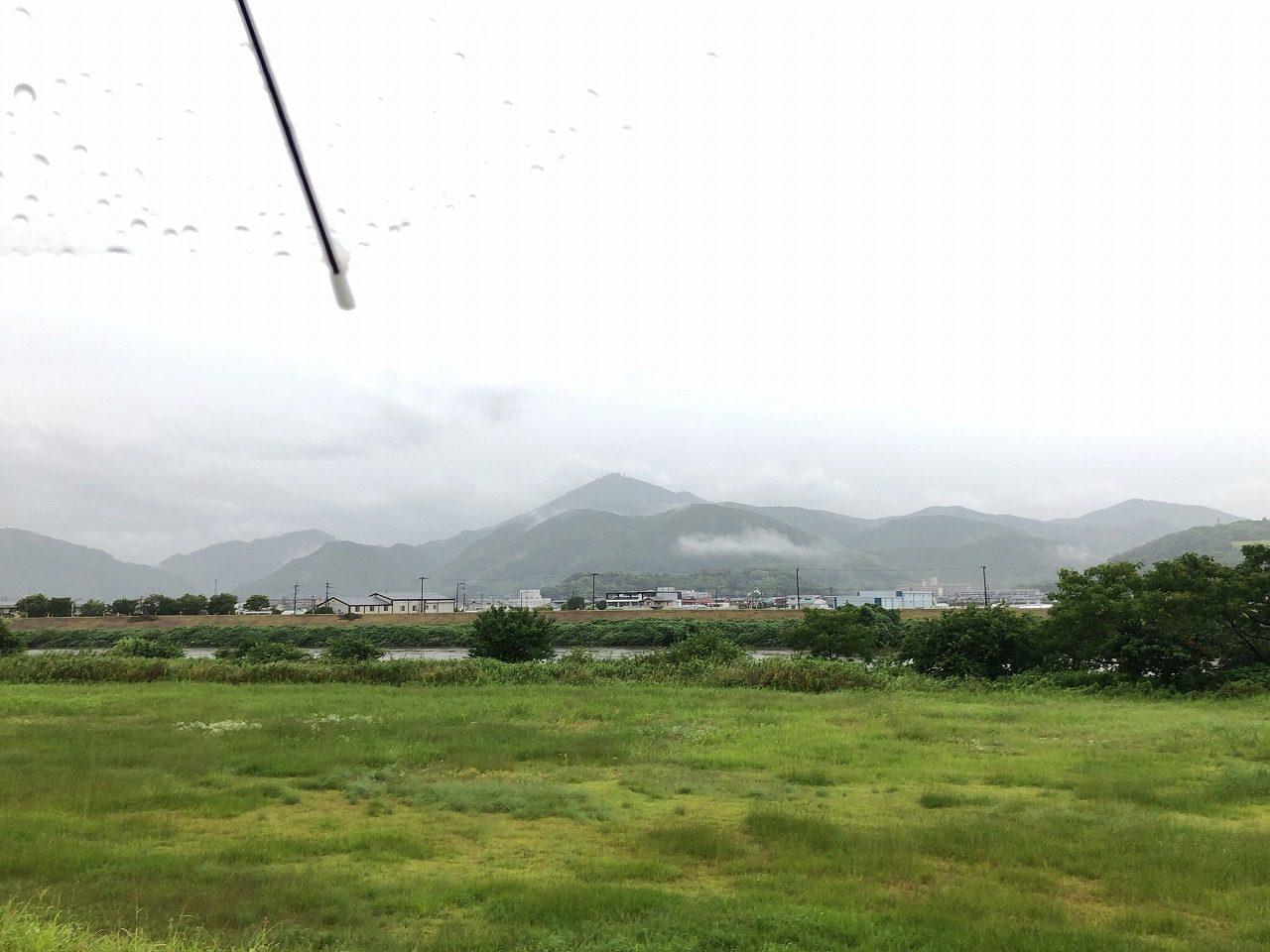 2019.7.1今朝の金峰山です。