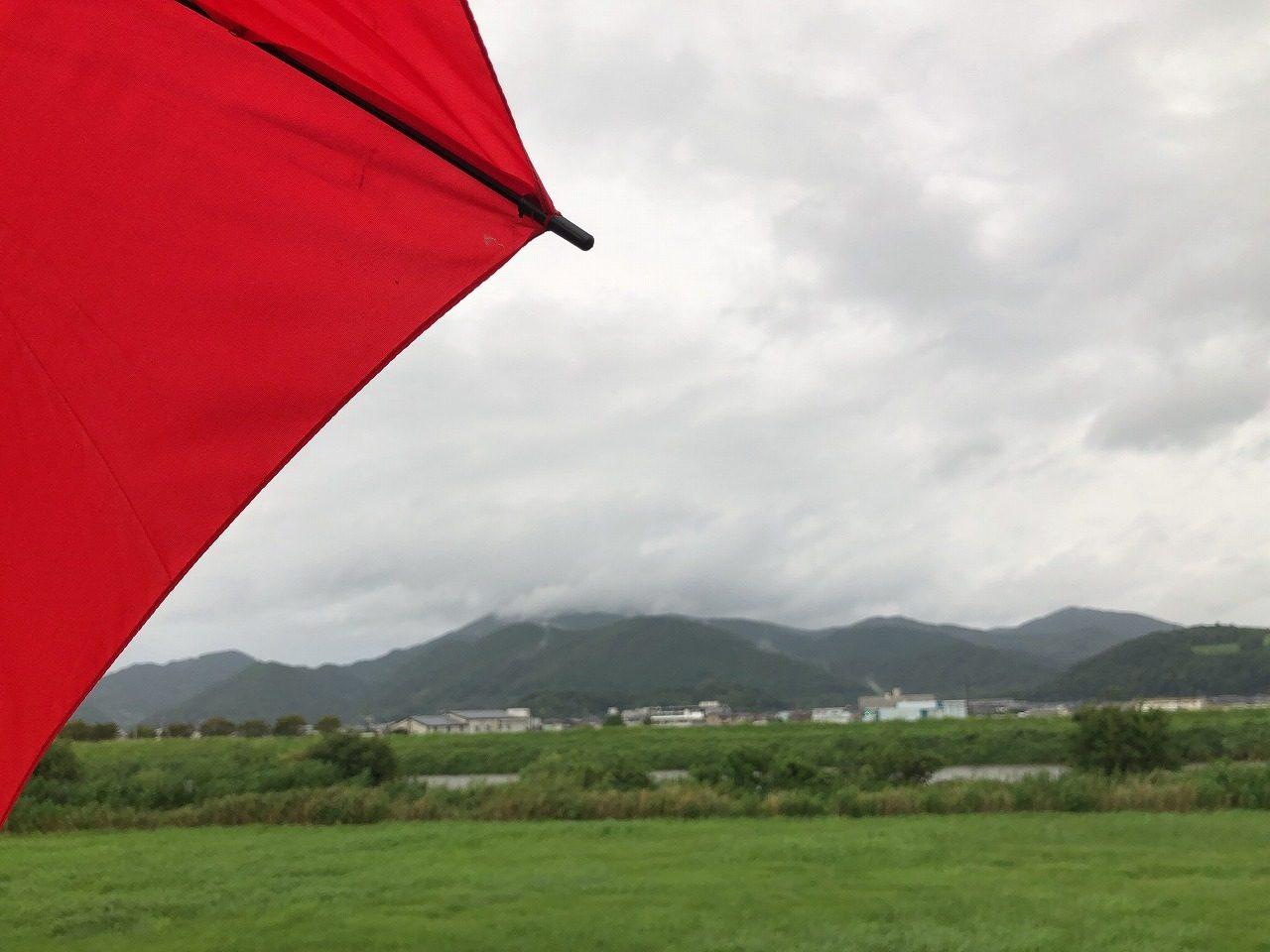 2019.8.28今朝の金峰山です。