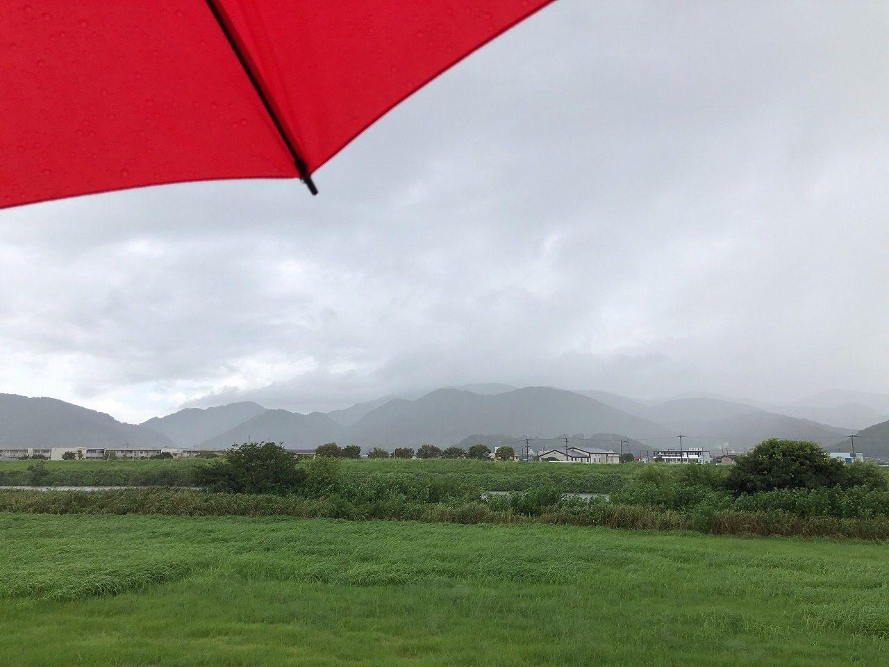 2019.8.29今朝の金峰山です。