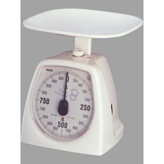 1437 クッキングスケール タニハンド 2kg