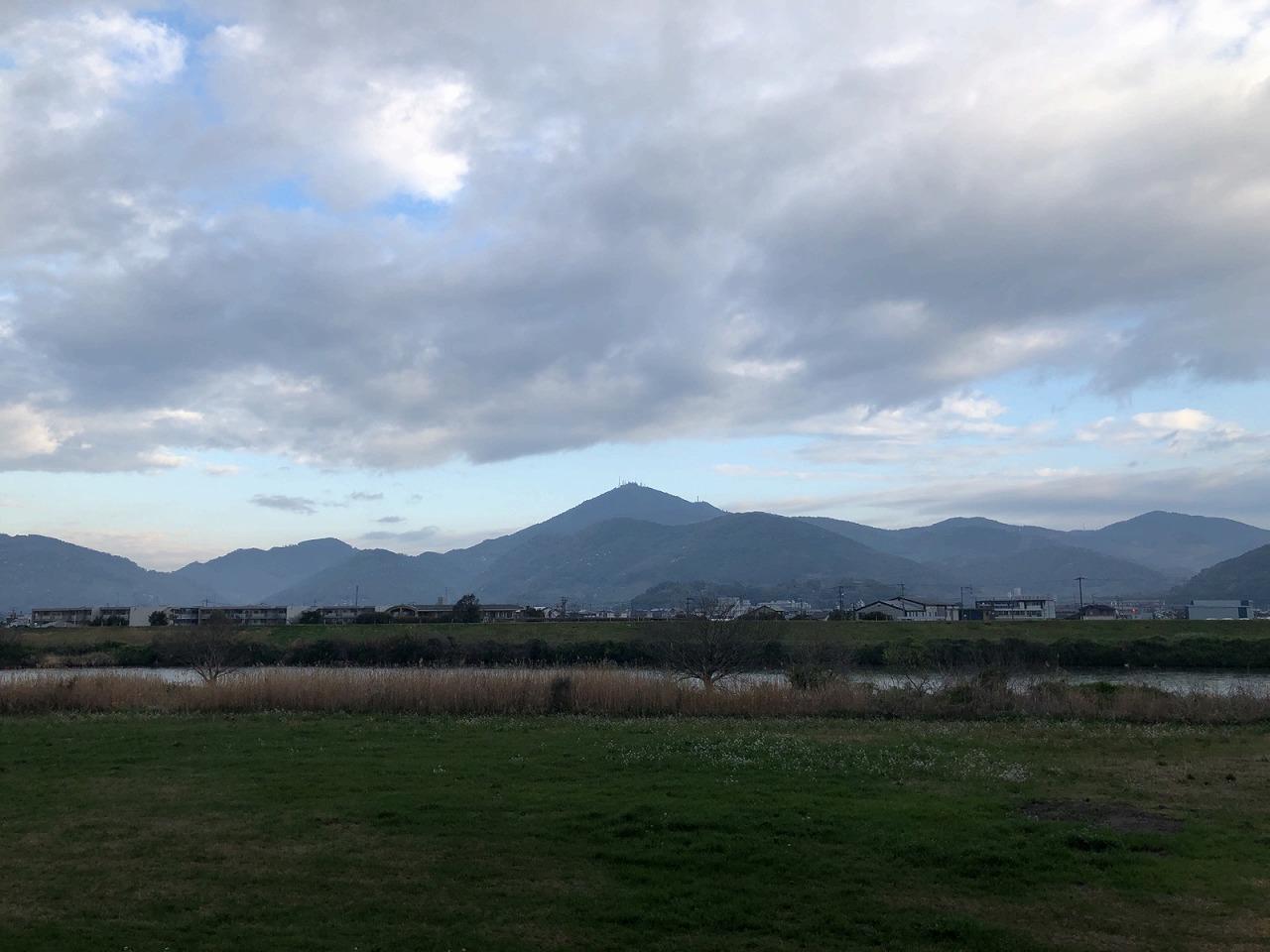 2020.3.19今朝の金峰山です!