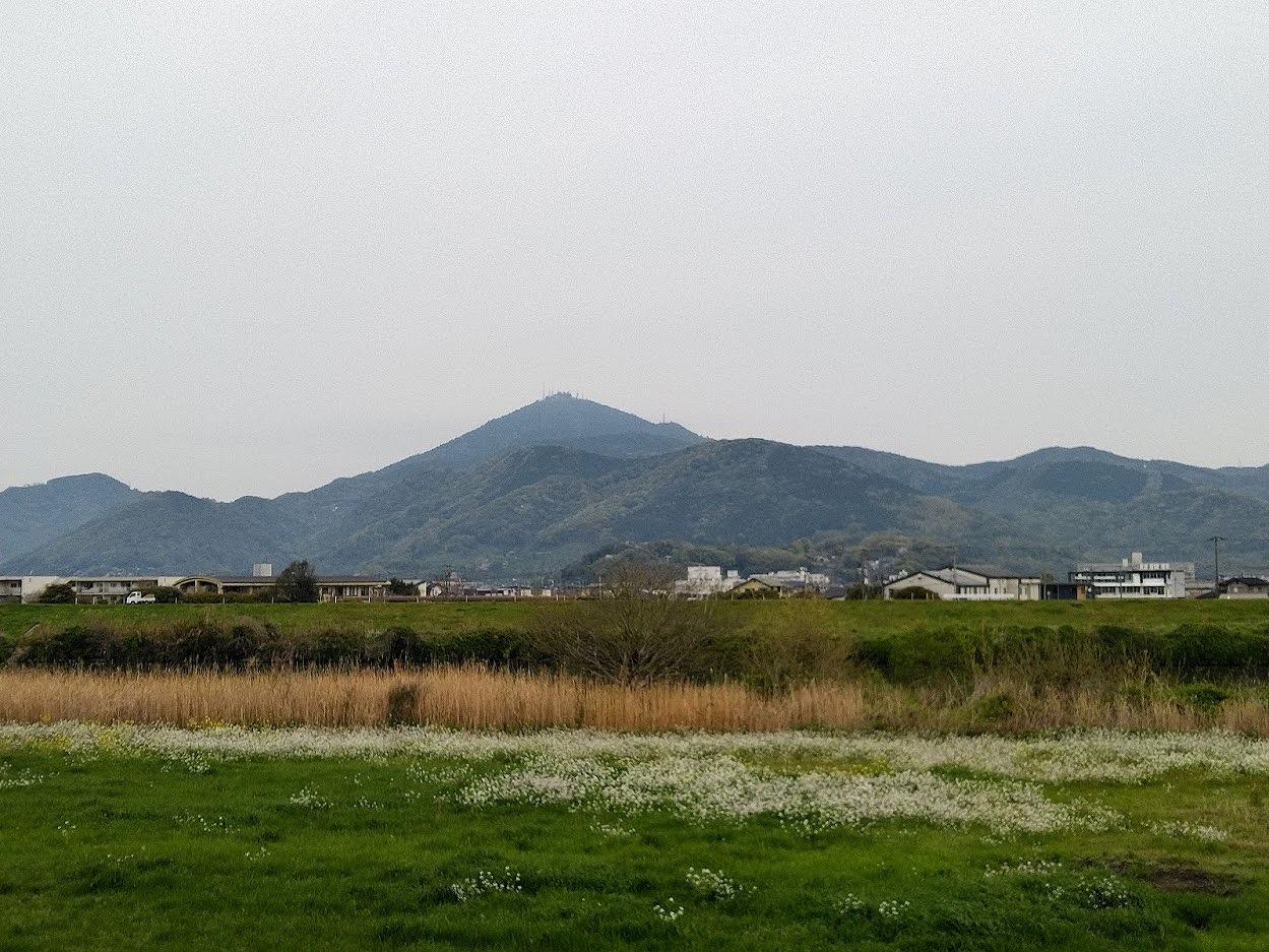 2020.4.3今朝の金峰山です。