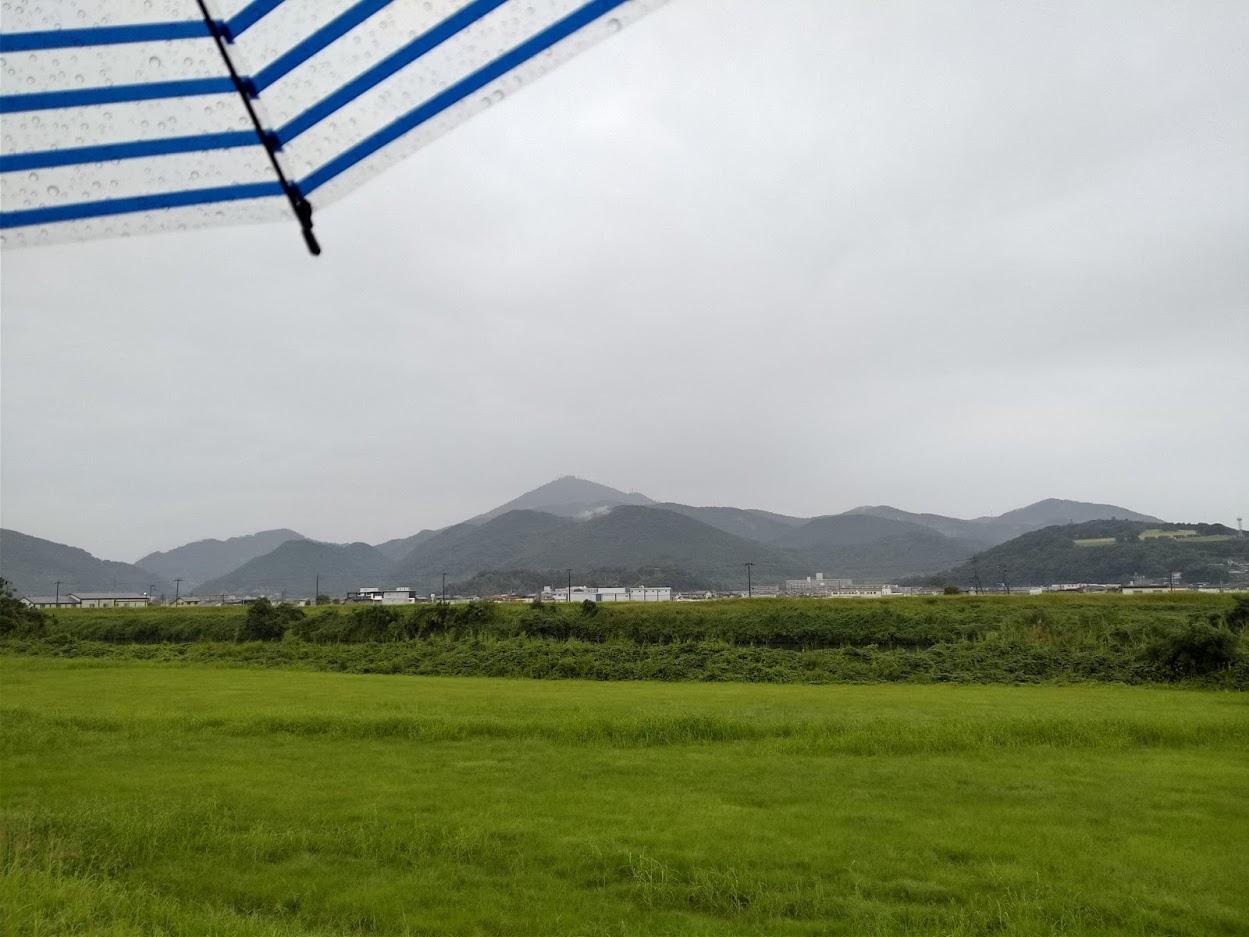 2020.9.24今朝の金峰山です!