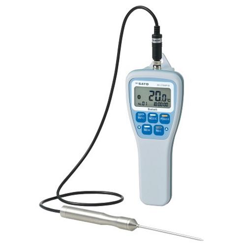防水無線式温度計SK-270WP-B