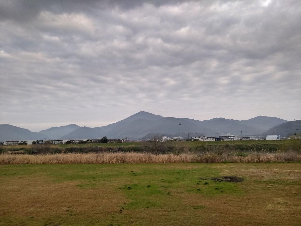 2021.3.8今朝の金峰山です!